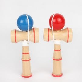 新款木製質技巧球劍球鍛煉手眼協調劍玉兒童益智創意趣味玩具批發