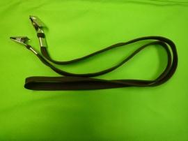 雙頭夾繩 (歡迎定做, 可選擇顏色)