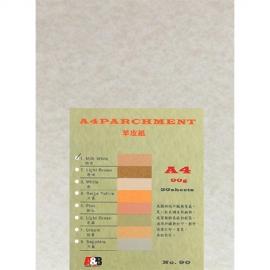 **A&B A4 90g 羊皮紋紙