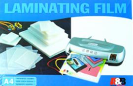 **A&B LF-55 (55 x 85mm) 100 Micron 過膠片