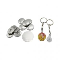 Verse-Back Keychain (one side) 單面鑰匙扣